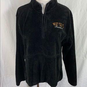 West Virginia Mountaineers 1/4 Zip Pullover